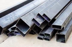 ectangular geschweißter Stahl Lizenzfreie Stockfotos