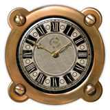 Ector antique d'horloge Photo stock
