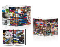 Ecuadoor book Royalty Free Stock Images