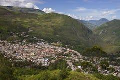 Ecuador - Alausi - Chimborazo Province Royalty Free Stock Images
