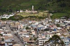 Ecuador - Alausi - Chimborazo Province Royalty Free Stock Image