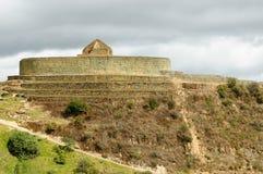 Ecuador, Ingapirca Inca ancient site Royalty Free Stock Photo