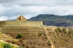 Ecuador, Ingapirca Inca site Royalty Free Stock Photography