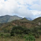 Ecuador Landscape, Mountains Stock Photos
