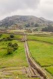 Ecuador Largest Inca Ruins, Ingapirca Stock Photos