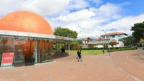 Planetarium in the mother s park Cuenca Ecuador