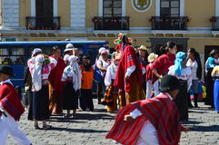 Ecuador People Royalty Free Stock Image