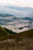 ecuador Quito Zdjęcie Royalty Free