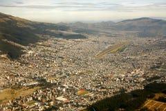 ecuador Quito Fotografia Stock
