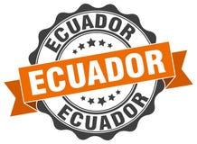 Ecuador seal Royalty Free Stock Photography