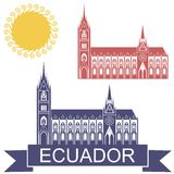 Ecuador Royalty Free Stock Photography