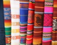 Ecuadorian Blanket Stock Image