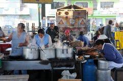 Ecuadorian market Stock Photography