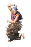 Ecuadorian national costume Royalty Free Stock Photos