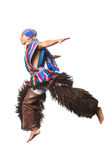 Ecuadorian National Costume Stock Photography