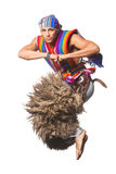 Ecuadorian National Costume Royalty Free Stock Photos