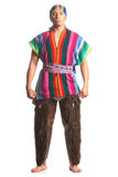 Ecuadorian National Costume Stock Image