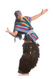 Ecuadorian National Costume Stock Photos