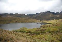 Ecuadorian national park Stock Photography