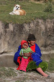 Ecuatoriaanse mensen Stock Afbeeldingen