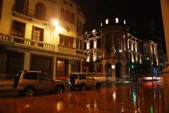 Ecuatoriaanse straat Stock Afbeeldingen