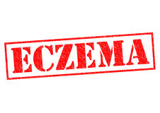 ECZEMA Royalty Free Stock Photos