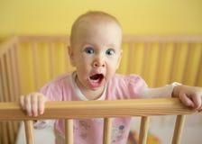 łóżeczka dziecka Fotografia Stock