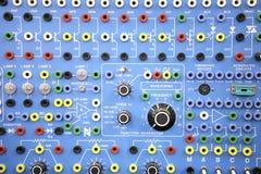 Ed adulte - laboratoire de systèmes de l'électronique Image libre de droits