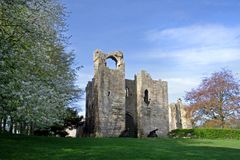 Ed altri castello Fotografia Stock