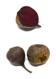 Ed Beet isolated on a white background Stock Photography