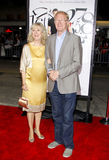 Ed Begley Jr. and Blythe Danner Royalty Free Stock Photos