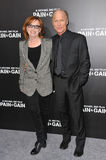 Ed Harris & Amy Madigan Stock Images