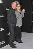 Ed Harris et Amy Madigan Image libre de droits