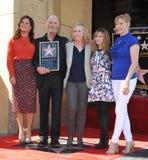 Ed Harris & Marcia Gay Harden & Amy Madigan & Holly Hunter & Glenne Headly Royalty Free Stock Photos