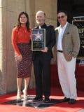 Ed Harris & Marcia Gay Harden & Andy Garcia Royalty Free Stock Photos