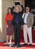 Ed Harris & Marcia Gay Harden & Andy Garcia Stock Photography