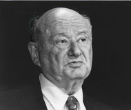 Ed Koch Stockfotos