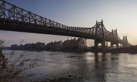 Ed Koch Queensboro Bridge Royalty Free Stock Image