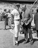 Ed Kranepool, New York Mets. New York Mets star Ed Kranepool.  (Image taken from B&W negative Royalty Free Stock Photography