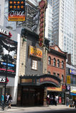 Ed Mirvish Theatre stock photos