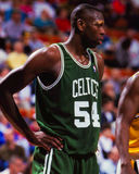 Ed Pinckney, Boston Celtics Arkivfoto