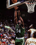 Ed Pinckney, Boston Celtics Royaltyfri Bild