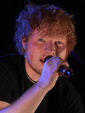 Ed Sheeran photographie stock libre de droits