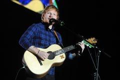 Ed Sheeran Imagens de Stock