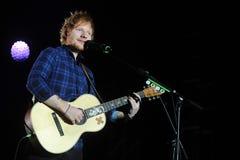 Ed Sheeran Foto de Stock