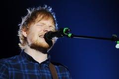 Ed Sheeran Fotos de Stock Royalty Free