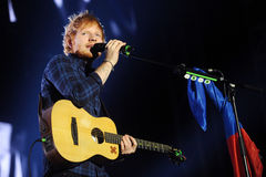 Ed Sheeran Royalty Free Stock Images
