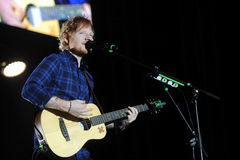 Ed Sheeran Royalty Free Stock Photos