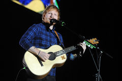 Ed Sheeran Stock Images