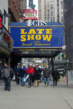 Ed Sullivan Theater Stock Photo
